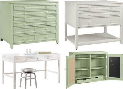 23 excellent martha stewart home office furniture Martha stewart home office design ideas